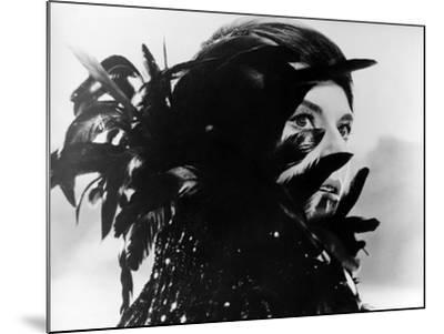 Last Year at Marienbad, (aka L'Annee Derniere a Marienbad), Delphine Seyrig, 1961--Mounted Photo