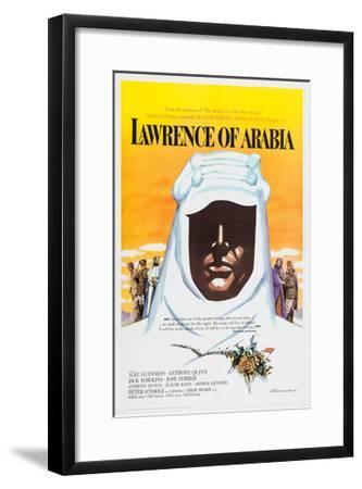 Lawrence of Arabia, 1962--Framed Giclee Print