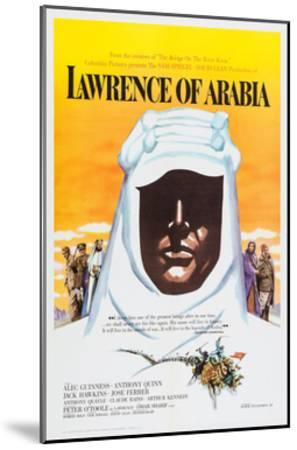 Lawrence of Arabia, 1962--Mounted Giclee Print