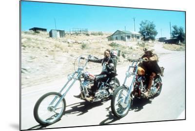 Easy Rider, Peter Fonda, Dennis Hopper, 1969--Mounted Photo