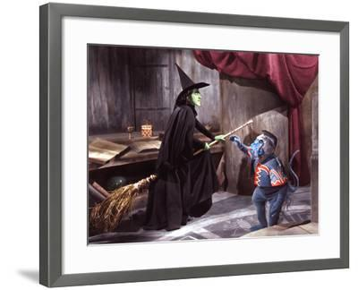 The Wizard of Oz, Margaret Hamilton, 1939--Framed Photo