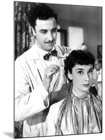 Roman Holiday Paolo Carlini Audrey Hepburn 1953 Photo By Art