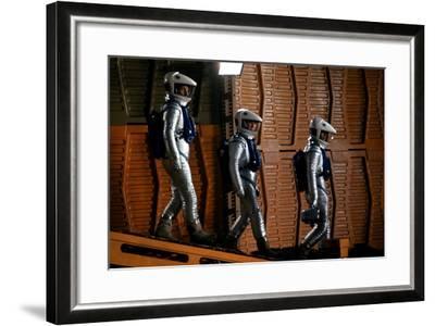 2001: A Space Odyssey, 1968--Framed Photo