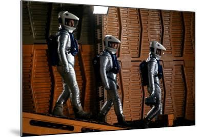 2001: A Space Odyssey, 1968--Mounted Photo
