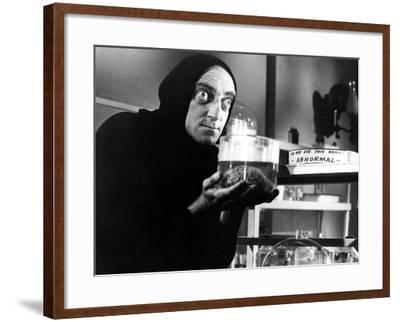 Young Frankenstein, Marty Feldman, 1974--Framed Photo