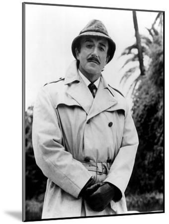 Peter Sellers in Return of the Pink Panther, 1975--Mounted Photo