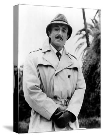 Peter Sellers in Return of the Pink Panther, 1975--Stretched Canvas Print