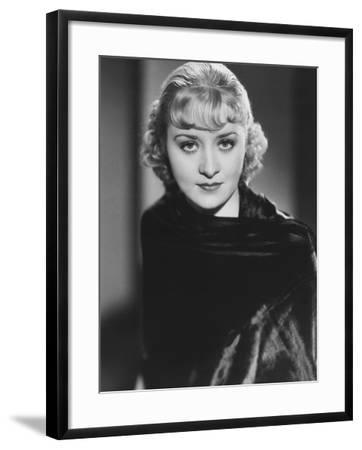Over the Garden Wall, Marian Marsh, 1934--Framed Photo