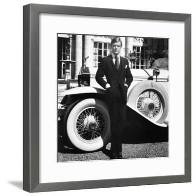 The Great Gatsby, Robert Redford, 1974--Framed Photo