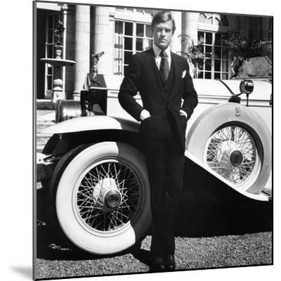 The Great Gatsby, Robert Redford, 1974--Mounted Photo