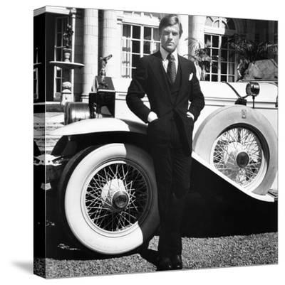 The Great Gatsby, Robert Redford, 1974--Stretched Canvas Print