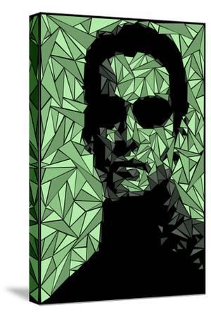 Neo Matrix-Cristian Mielu-Stretched Canvas Print