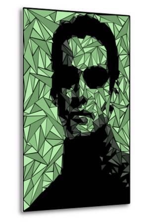 Neo Matrix-Cristian Mielu-Metal Print
