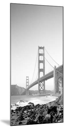 Usa, California, San Francisco, Golden Gate Bridge--Mounted Photographic Print