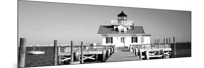 Roanoke Marshes Lighthouse, Outer Banks, North Carolina, USA--Mounted Photographic Print
