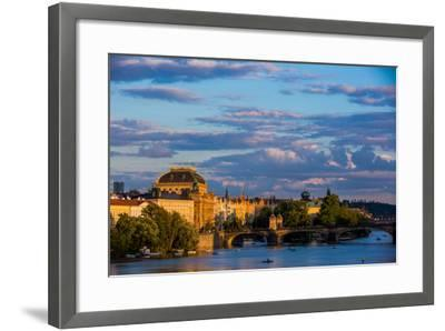 Karlovy Vary, Bohemia, Czech Republic, Europe-Laura Grier-Framed Photographic Print