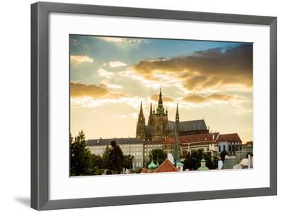 Karlovy Vary, Bohemia, Czech Republic, Europe-Laura Grier-Framed Photographic Print