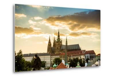 Karlovy Vary, Bohemia, Czech Republic, Europe-Laura Grier-Metal Print