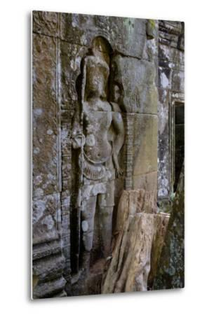 Temple of Prasat Thom (Prasat Kompeng), Dated 9th to 12th Century, Temple Complex of Koh Ker-Nathalie Cuvelier-Metal Print