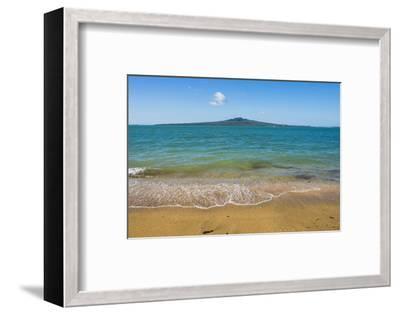 Rangitoto Island, Hauraki Gulf, Auckland, North Island, New Zealand, Pacific-Matthew Williams-Ellis-Framed Photographic Print
