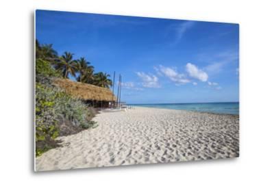 Playa Larga, Cayo Coco, Jardines Del Rey, Ciego De Avila Province, Cuba-Jane Sweeney-Metal Print