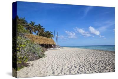 Playa Larga, Cayo Coco, Jardines Del Rey, Ciego De Avila Province, Cuba-Jane Sweeney-Stretched Canvas Print