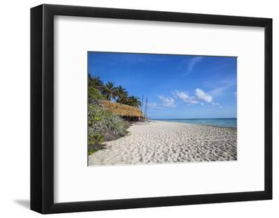 Playa Larga, Cayo Coco, Jardines Del Rey, Ciego De Avila Province, Cuba-Jane Sweeney-Framed Photographic Print