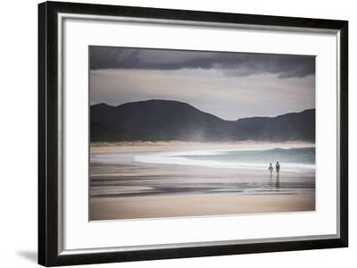 Spirits Bay, Aupouri Peninsula, Northland, North Island, New Zealand, Pacific-Matthew Williams-Ellis-Framed Photographic Print