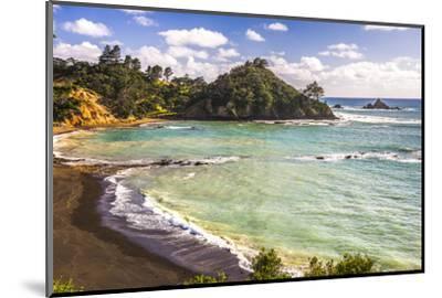 Sandy Beach on Tutukaka Coast, Northland Region, North Island, New Zealand, Pacific-Matthew Williams-Ellis-Mounted Photographic Print