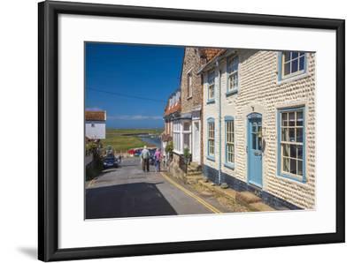 Blakeney, North Norfolk, Norfolk, England, United Kingdom, Europe-Alan Copson-Framed Photographic Print