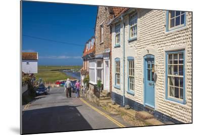 Blakeney, North Norfolk, Norfolk, England, United Kingdom, Europe-Alan Copson-Mounted Photographic Print