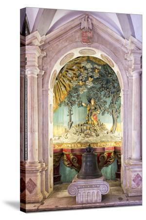 Altar and Paintings, Convento De Nossa Senhora Da Conceicao (Our Lady of the Conception Convent)-G&M Therin-Weise-Stretched Canvas Print