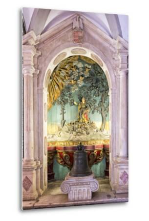 Altar and Paintings, Convento De Nossa Senhora Da Conceicao (Our Lady of the Conception Convent)-G&M Therin-Weise-Metal Print