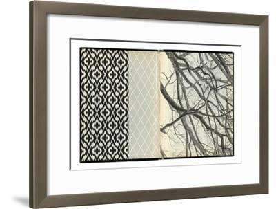 Field Notes 5-Art Kitchen-Framed Premium Giclee Print