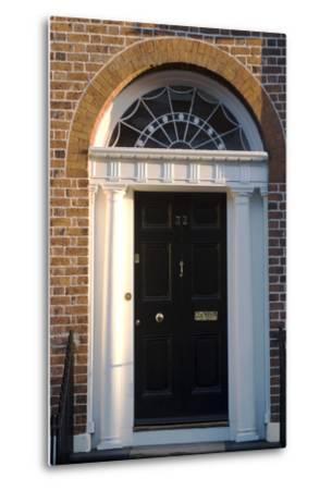 Domestic Door-Natalie Tepper-Metal Print