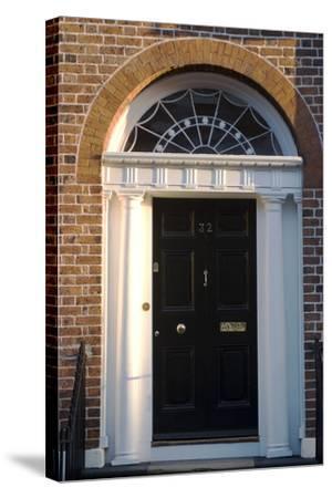 Domestic Door-Natalie Tepper-Stretched Canvas Print