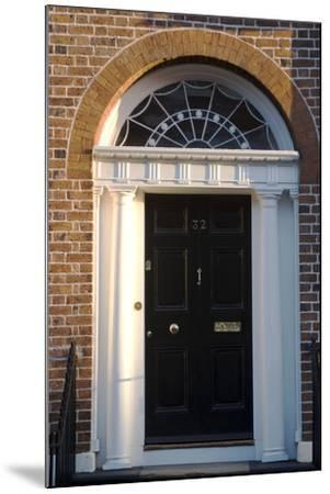 Domestic Door-Natalie Tepper-Mounted Photo