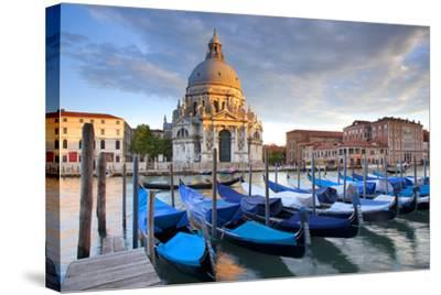Italy, Veneto, Venice.-Ken Scicluna-Stretched Canvas Print