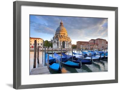 Italy, Veneto, Venice.-Ken Scicluna-Framed Photographic Print