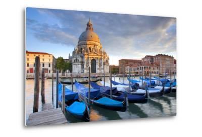 Italy, Veneto, Venice.-Ken Scicluna-Metal Print