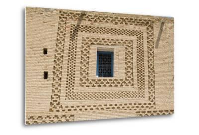 Window, Medina (Old Town), Tozeur-Natalie Tepper-Metal Print