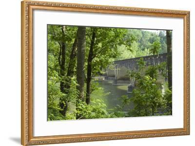 Cumberland Falls, Kentucky-Natalie Tepper-Framed Photo