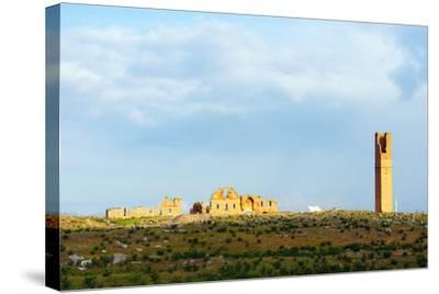 Turkey, Eastern Anatolia, Village of Harran-Christian Kober-Stretched Canvas Print