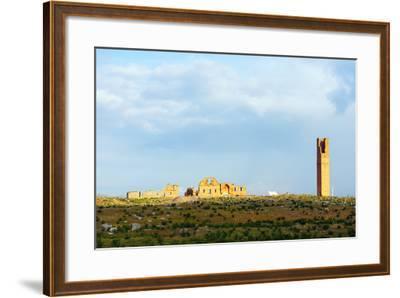 Turkey, Eastern Anatolia, Village of Harran-Christian Kober-Framed Photographic Print