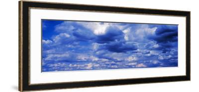 Storm Clouds in the Sky--Framed Photographic Print