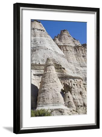 Kasha-Katuwe Tent Rocks National Monument, New Mexico, United States of America, North America-Richard Maschmeyer-Framed Photographic Print