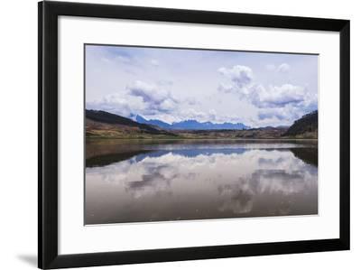 Huaypo Lake, Cusco (Cuzco), Peru, South America-Matthew Williams-Ellis-Framed Photographic Print