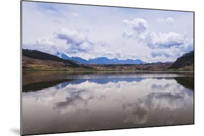 Huaypo Lake, Cusco (Cuzco), Peru, South America-Matthew Williams-Ellis-Mounted Photographic Print