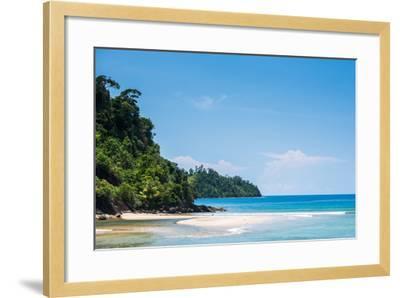 Sungai Pinang, Sumatra, Indonesia, Southeast Asia-John Alexander-Framed Photographic Print