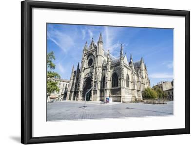 Basilica of Saint Michel, Bordeaux, Aquitaine, France, Europe-Michael Runkel-Framed Photographic Print